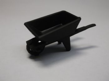 O Scale Wheelbarrow